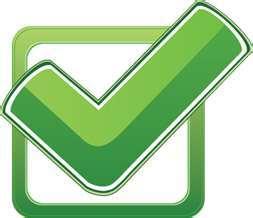 Big Green Check Mark 29594 | UPSTORE