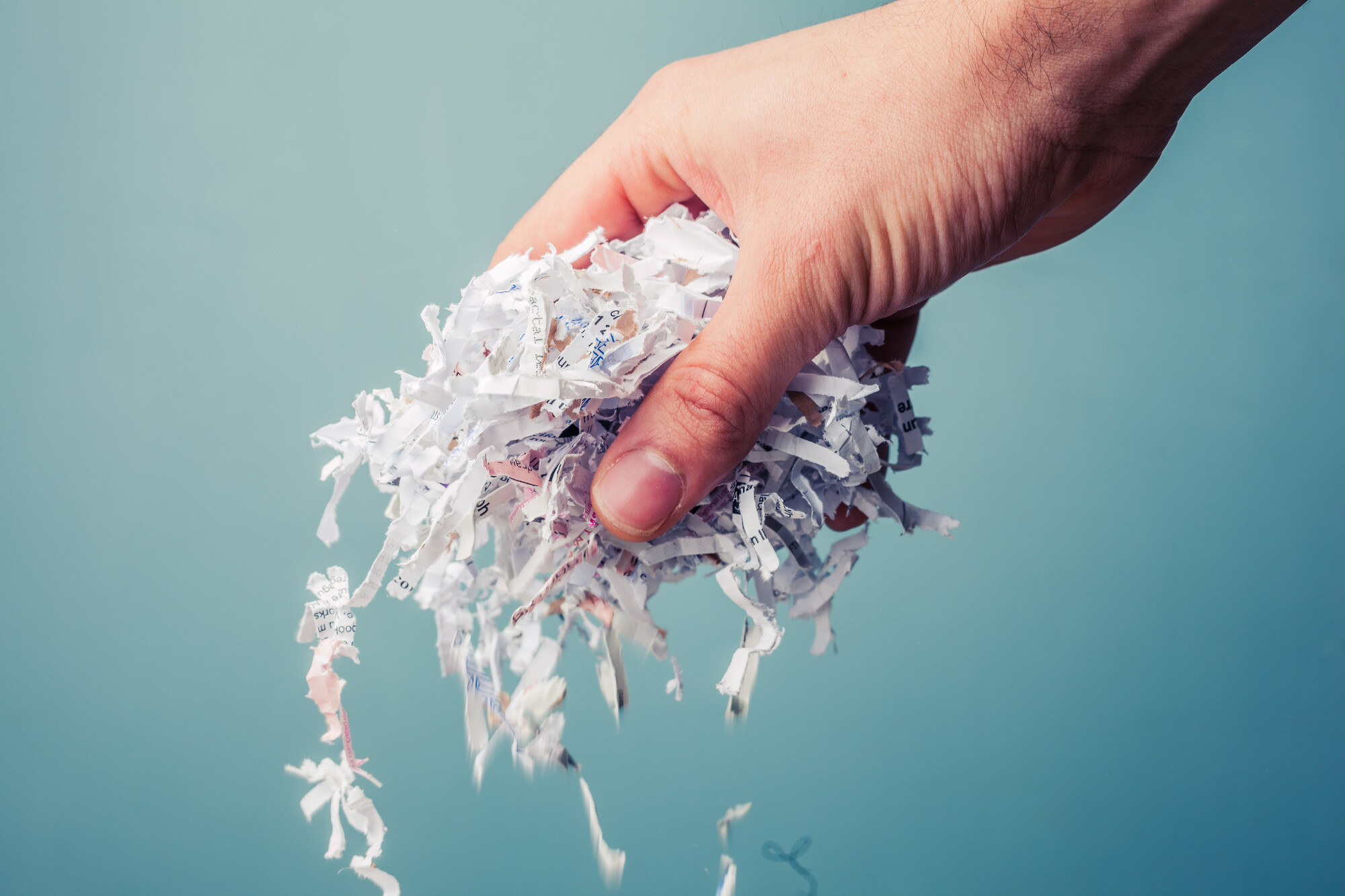 residential document shredding services